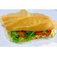 Broodje Kip-Kerrie salade
