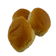 Zachte broodjes tarwe