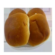 Zachte broodjes wit